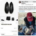 Pseudo coordinador de MC en Madero, presume romance con Morena y lujoso calzado de diseñador