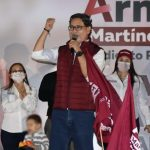 Vamos por un cambio verdadero a favor del pueblo: Erasmo González Robledo.